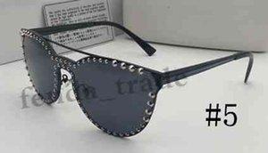 Venda QUENTE NOVA 5 cor Óculos De Sol Óculos de Armação Nova Designer de Óculos De Sol Da Mulher Óculos UV400 New Oculos De Sol 2177 5 PCS