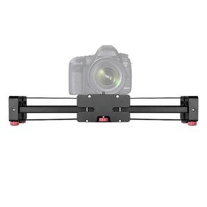FT-52 Tragbarer 48cm / 102cm Slide Rail Track für DSLR / SLR-Kameras / Videokameras