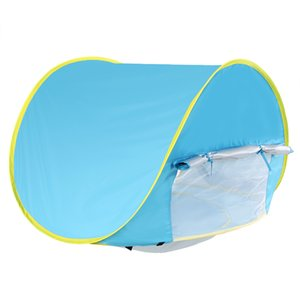 Sun Shelter Pool Kids Outdoor Kids Baby Beach Tent Awning Tent Camping Pop Up Waterproof Anti-UV Sun Shade Portable Ball Pool