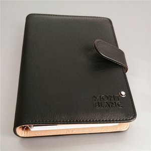 B6 Personal Diary Briefpapier MB Notebook Agenda Luxurys Tagebuch Bürobedarf Notizblöcke Memos Accounts Recording-Geschäfts-Geschenk und Stift