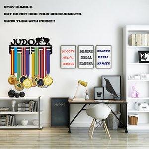 DDJOPH desportivos exibição cabide JUDO medalha titular acumular Y200429