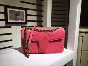 le donne delle borse famoso marchio crossbody borse a tracolla messenger cuore amore catena di borsa modello di cuoio genuini