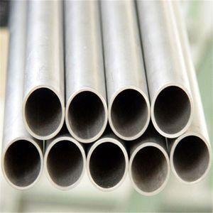 Tuyau / tube en titane gr1 / 2 38mm / 57mm / 63mm / 76mm / 89mm / 102mm d'échappement Tube titanique industriel à paroi mince
