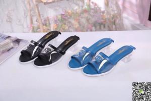 2019 Mer Jeu nécessaires Chaussures Femmes en cuir Surface confortable Minimalisme Temps libre Femme Slipper Flat Summeryunhui05