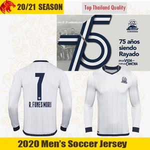 2021 CF Monterrey maglia da calcio FUNES MORI 2020 Rayados 75 anni anniversario Kit SANCHEZ JANSSEN LAYUN maglia da calcio