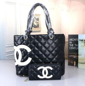Мм размер 2 шт. / компл. ,женская роскошная цветочная сумочка с кошельком высокое качество pu модная сумка дизайнер композитная сумка дамы handbag002