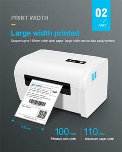 1pcs 100mm 203dpi Bluetooth simple imprimante Surface électronique Sticker imprimante d'étiquettes EL-9200 Bureau de production en usine Warehouse Management