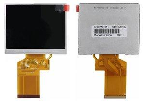 3,5 pulgadas de alta definición TFT de Satlink WS-6906 WS 6906 Satellite Finder LQ035NC111 LQ035NC121 panel de la pantalla LCD