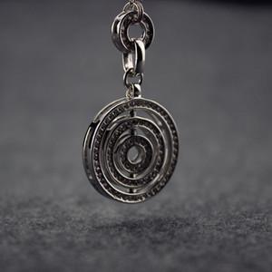 Повернутого ожерелье женщин Astrale Алмазные ожерелья женщин Свадеб ювелирные изделия с бриллиантами