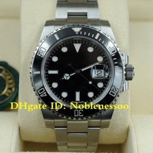 9 Color Mens 40mm 116610LN Black Dial 316L Steel 116610 114060 116613 116618 Ceramic Asia 2813 Movement Men's Automatic Watch Watches
