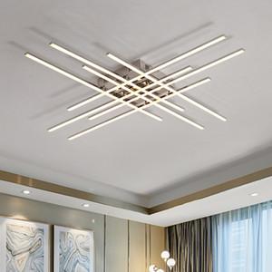 Modern led ceiling light Overhead lights for home living room bedroom home lighting Aluminum fixtures AC85-265V ceiling lamp