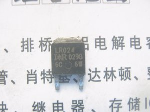 Transistor utilizado original do transistor de campo Efeito LR024 LR024N TO-252 teste aprovado