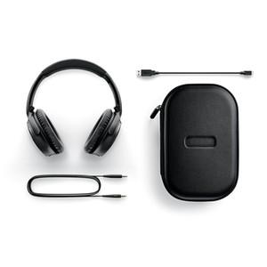 DHL 무료 배송 휴대 새로운 BOSQ C35 II 액티브 노이즈 감소 헤드폰 고품질 무선 블루투스 헤드셋 접이식