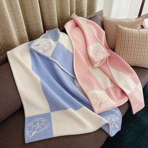ücretsiz kargo çocuklar sonbahar kış kalın sıcak battaniye bebek soğuk Yenidoğan Bebek Yatak Battaniye Arabası Wrap Kapaklar kundak Kaşmir