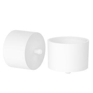 MIMO Dab Kit Silicon sostituzione vaso contenitore 5 pc per scatola Velxtech bagagli Estratto Cera Shatter Concentrato Accessori
