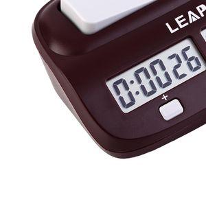 عدد المهنية الشطرنج على مدار الساعة ساعة رقمية مدمجة حتى أسفل الموقت الموقت الإلكترونية على مدار الساعة على مدار الساعة خاصة