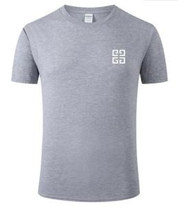 MS Men designer Luxury graphic T-shirts Fashion men's wear printed short-sleeved summer women's T-shirts multi-color wholesale