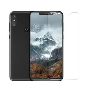 Displayschutzfolie für Moto G8 Spiele G7 Power Plus G6 G5 G5S E5 P30 Wiedergabe 9H Bogenkante aus gehärtetem Glas