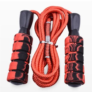 3M Jump Rope Non Slip Handle Skipping Sports Fitness Aerobic Jumping Exercise Adjustable Bearing Speeding Jump Skipping Rope