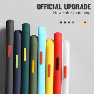 PC Matte Téléphone Case couverture arrière pour Xiaomi mi 9T 9 Lite Note 10 Pro A3 CC9 CC9E 7A Pour redmi Remarque Coque 8 7 Pro 8 K20 8T K30 Case