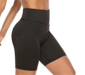 Nuevo Llega Mujeres Casual Pantalones elásticos delgados Fitness Mid Pants Shapers Mujer adelgazante Pantalones de cintura alta Tongguo Shaper