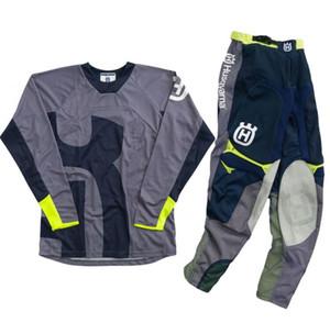 2020 nuevo verano traje de Husqvarna traje de montar TLD todoterreno traje de carreras de motos todoterreno de secado rápido de la transpiración y transpirable