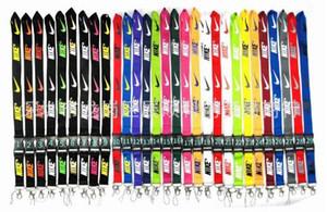 Beste Marke Lanyards Multicolor Zubehörhalter Lanyards für Schlüssel Schlüsselbund Riemen