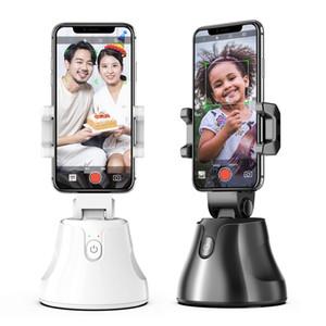 Apai Genie Auto Smart Shooting Selfie Stock Intelligent Follow Gimbal AI-Zusammensetzung Objektverfolgung Auto Face Tracking-Kamera-Telefon-Halter