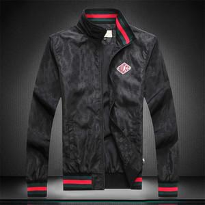 2019 Fashion Design Hoodie Mens Jacket Roupa Mapa Militar Reflective Casacos com capuz preto dos homens de luxo Jackets Hoodies noctilucentes Tamanho