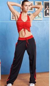 Pantalon rayé Pantalon en cours avec cordon de serrage femmes Designer lambrissé Imprimé sport Pantalons Lady Fashion Designer