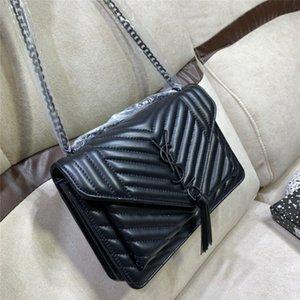 YYY YYY 2020YSLlll321 Designer Moda Bolsas bolsa de couro Sacos Sacos Bandoleira da embreagem bolsa mochila carteira CV4