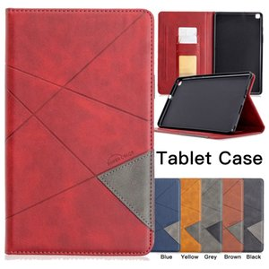 PU Leather Tablet Case for Samsung T290 T307 T385 T510 T580 T590 T720 T830 T860 iPad Pro 11 2019 Multi Card Slots Flip Stand Cover Case