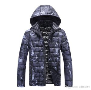 Luxury Winter Jacket Parka Men Casual Down Cotton-padded clothes Coats Mens Designer Outdoor Warm Jacket High Quality Bomber Coat Outwear