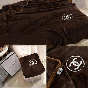Мода вышивка одеяло зима теплая и удобная фланель одеяло главная мода диван многофункциональный полотенце шаль крышка одеяло горячая