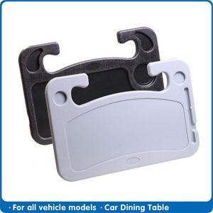 Table voiture boisson portable support de table Support bureau automatique pour auto Volant Support voiture intérieur Accessoires salle à manger