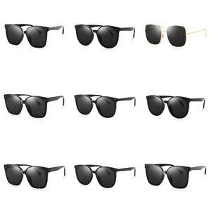 2020 populäre Art und Weise Sport-Sonnenbrille Randlos freie Gläser Mens Brille Gold Silber Metallrahmen Buffalo Horn Gläser Und Fall # 926