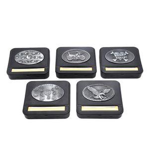 Novo Metal etiqueta Black Metal rolamento Caixa Automático Máquina Box Cigarette Smoking Tobacco Rolo 70 MM Papers piteira seco Herb