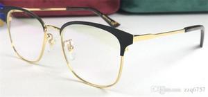 Nova designer de moda óculos ópticos 0413 cat eye ultra-light frame lente transparente com o caso pode fazer lentes de prescrição