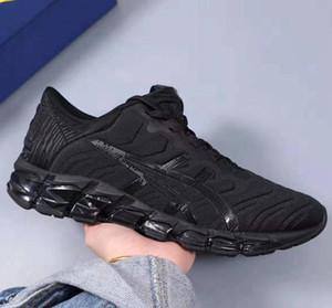 Asics GEL-360 Quantum 5 Hombres Jóvenes Zapatos nueva reproducción de amortiguación Blanco Rojo Negro PIAMONTE GRIS estudiantes las zapatillas de deporte