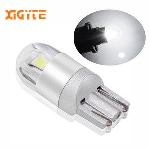 1 шт T10 привело лампа W5W автомобиля СИД DRL 3030 SMD 194 168 стайлинг COB габаритные огни Чтение Интерьер лампы 12V 6000К белый автомобиль