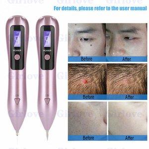 LCD stylo de retrait de tache USB type rechargeable stylo de plasma de nettoyage du visage pour stylo plasma noir pour utilisation de salon de beauté