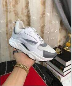 2019 nuevos zapatos de alta calidad B22 deportes de los hombres zapatos casuales señoras de la manera zapatos ocasionales diseñador francés bm07
