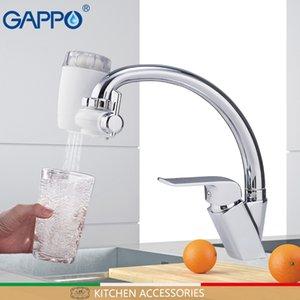 Gappo depuratore lavabile mini setaccio nucleo filtro ceramico per rubinetti sistema cucina rubinetti di filtrazione dell'acqua filtro