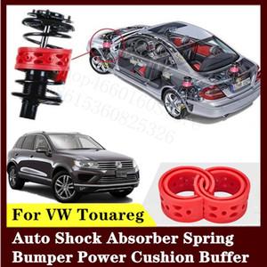 Для VW Touareg 2шт высококачественный передний или задний автомобильный амортизатор пружинный бампер мощность авто-буфера автомобильная подушка уретан
