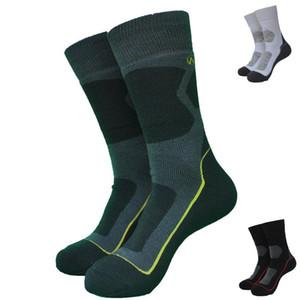 2 Çiftler Kış Doğa Sporları İyi Kalite Merino Yün Thermo Erkek çorapları Kadın Çorap 3 Renkler