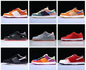 Conceptos de diseño deportivo x SB Dunk Low para hombre de moda los zapatos de langosta diamante Su estrella únicos zapatos casuales clásicas 1 Deportes Correr
