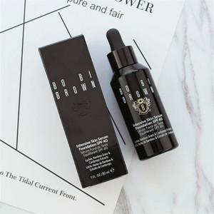 Top Qualität Bobi braun Lipquid Foundation Intensive Skin Serum Foundation SPF 40 PA +++ 30ml Highlighter Make-up Concealer Marke foudation