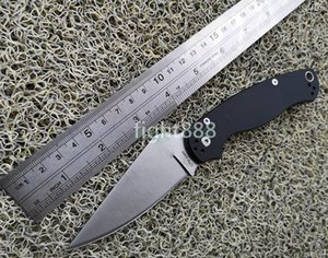 faca SPID C81 faca dobrável G10 Handle 440C faca de lâmina tático bolso facas de caça Camping EDC Outdoor Survival