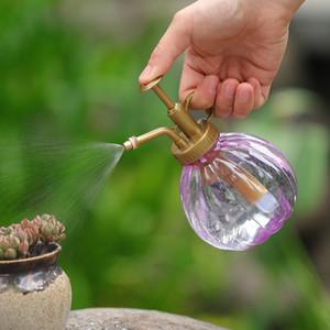 Depolama Bottoles 350 ML Bitki Çiçek Sulama Pot Sprey Şişe Bahçe Mister Püskürtücü Kuaförlük Dropshipping D23 July2