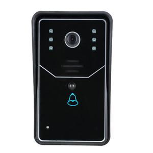 ENNIO SYWIFI001 campainha sem fio Smart Video Doorbell Home Improvement Visual Anel Porta